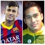 VM look-a-like: Neymar Jr