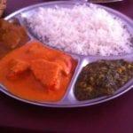 Indiskt lunch, buzz och lååångpromenad