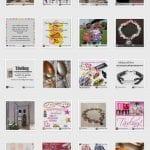 Re-postat tävlingar från Instagram