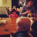 På restaurang med barn?