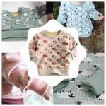 Tildas pyjamas från Vaenait