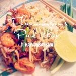 Pad Thai – det enda receptet du behöver!