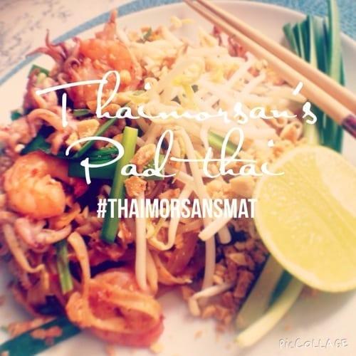 Thaimorsans pad thai