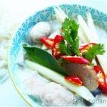 Tom Kha Gai – kokossoppa med Kha och kyckling