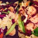 Wokade grönsaker med Soy & Sweetchilisås