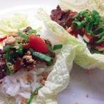 Taco fredag- Koreansk Bulgogi