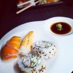Sushi med Tilda