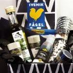 Paket från Svensk Fågel
