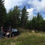 Svamp, blåbär & Danska fallen