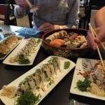 Finbesök & Umai sushi