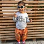 Thailand med förskolan