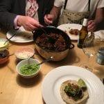 Tilda är hemma & taco söndag