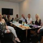 Dagens workshop för V.I.B – Media Kit!