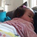 Prim hemma med en barnvakt för första gången