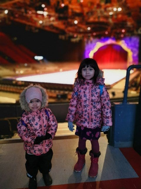 Disney on ice 2019 i Göteborg