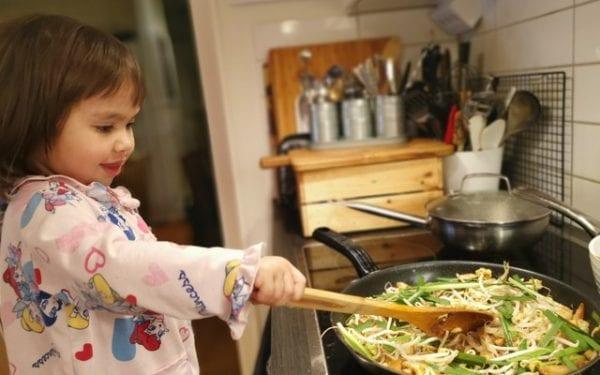 Var hittar man thaimat som smakar som thaimat ska smaka?