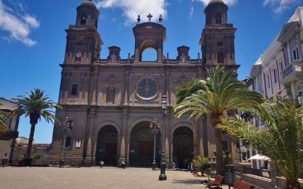 En eftermiddag i Las Palmas