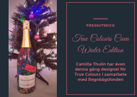 True Colours Cava (Winter Edition)