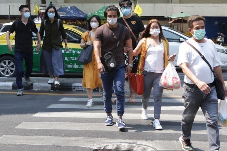 Coronaviruset i Thailand