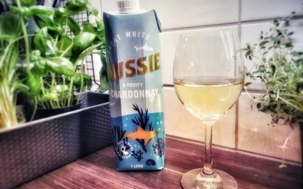 Test: AUSSIE Great White Chardonnay
