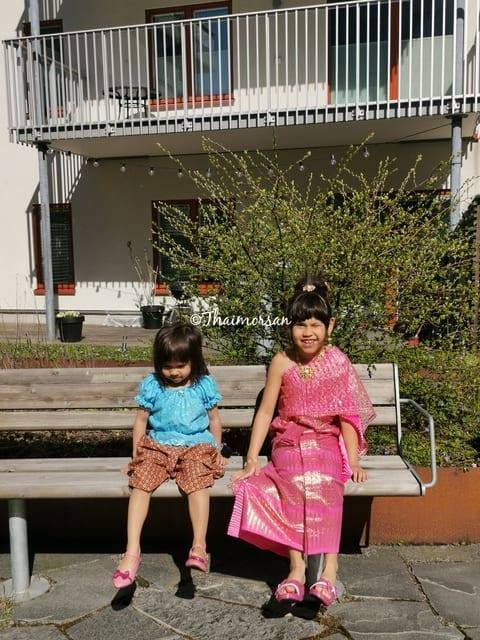 Happy Songkran 2020- thai nyår